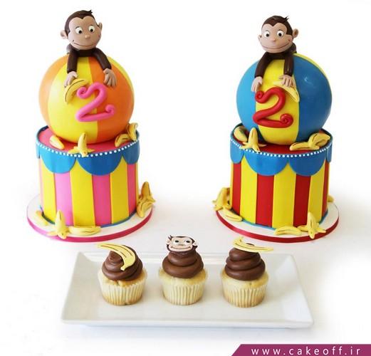 کیک فیل سیرک