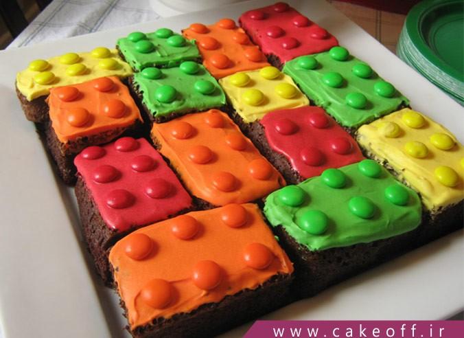 کیک تولد بچگانه
