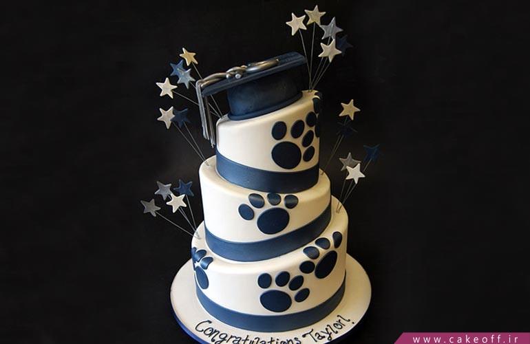 کیک جشن فارغالتحصیلی، کیک فارغالتحصیلی