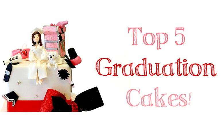 کیک فارغالتحصیلی، شیرینی جشن فارغالتحصیلی شما
