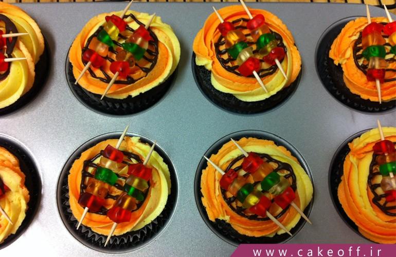 کاپ کیک روز پدر
