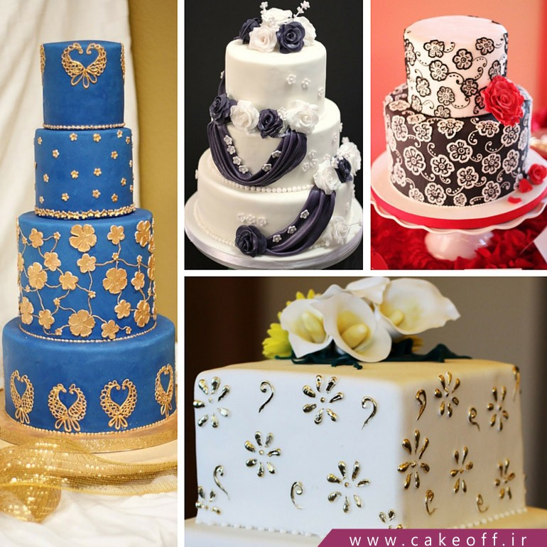 کیک فوندانتی