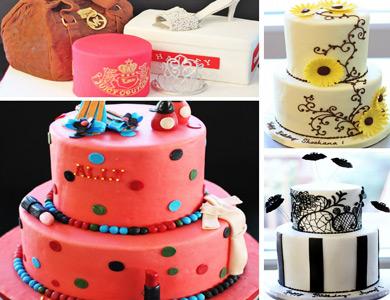 کیک فوندانتی: گردهمایی شماره 1 | کیکآف