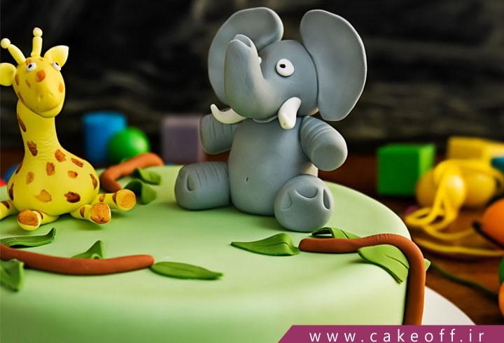 کیک تولد یک سالگی