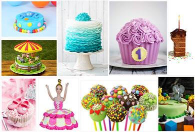 کیک تولد یک سالگی: ایده هایی جذاب برای کودک شما