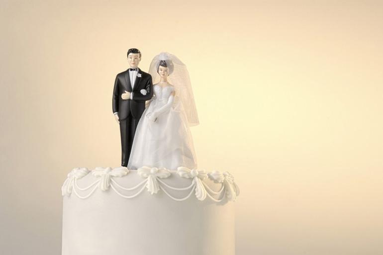 تاپر کیک عقد و عروسی