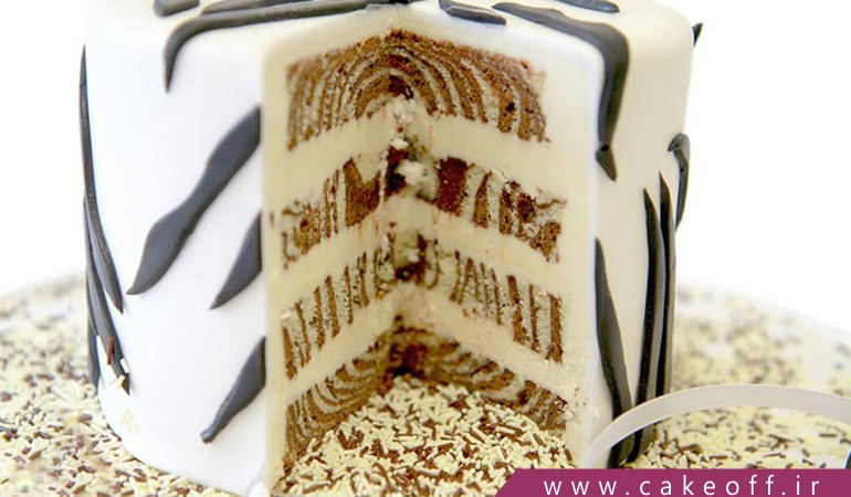 کیک دوازده