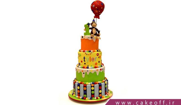 کیک شانزده