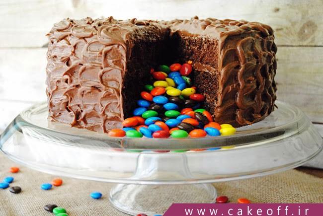 کیک تولد اسمارتیزی
