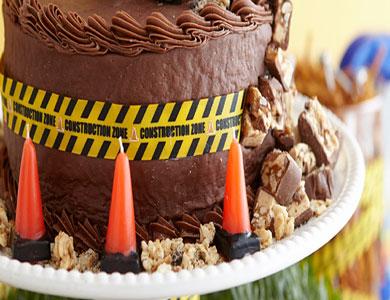 راهنمای تزئین کیک تولد