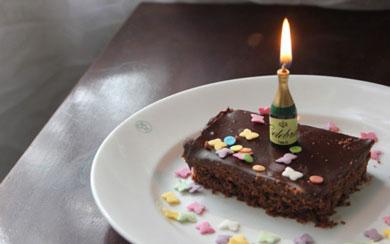 کیک تولد: جایگزین های خوشمزه برای گیاه خواران