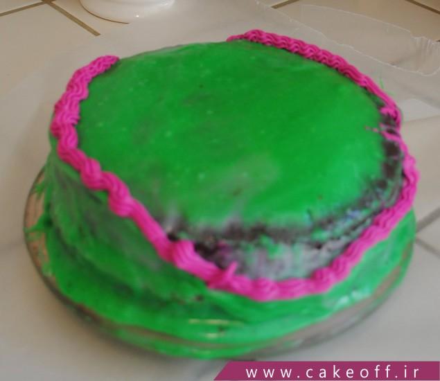 مراقبت از کیک تولد