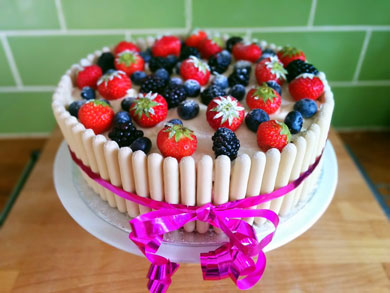 رازهای طلایی مراقبت، نگهداری و حمل و نقل کیک تولد