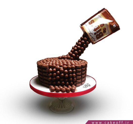 سفارش کیک شکلاتی کادوئی