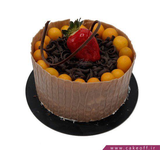 کیک شکلاتی خوشمزه