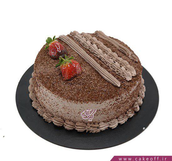 سفارش کیک شکلاتی تولد