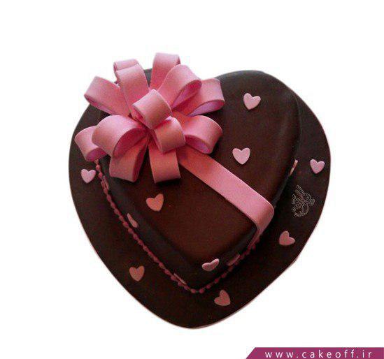 خرید اینترنتی کیک شکلاتی