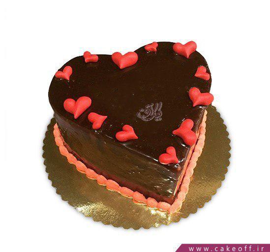 خرید کیک شکلاتی