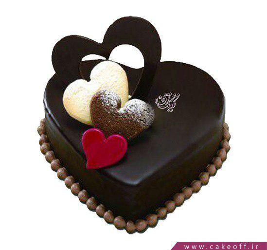 کیک شکلاتی اسفنجی