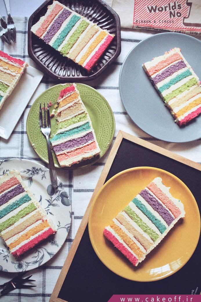 ترفندهای زیرکانه ی ساخت کیک