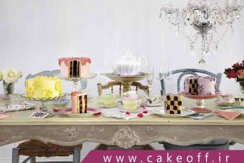 کیک و دسر و شیرینی
