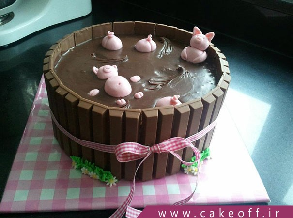 کیک کودکانه