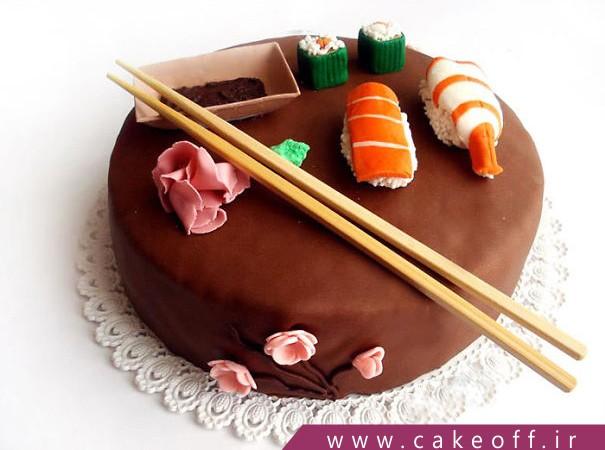 کیک عجیب و غریب