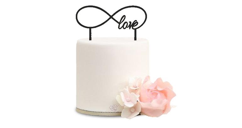 کیک تولد عاشقانه
