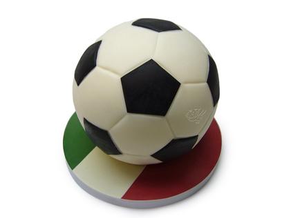 کیک تولد پسرانه - کیک فوتبالی تیم ایتالیا | کیک آف