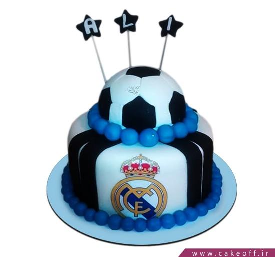 کیک رئال مادرید 2