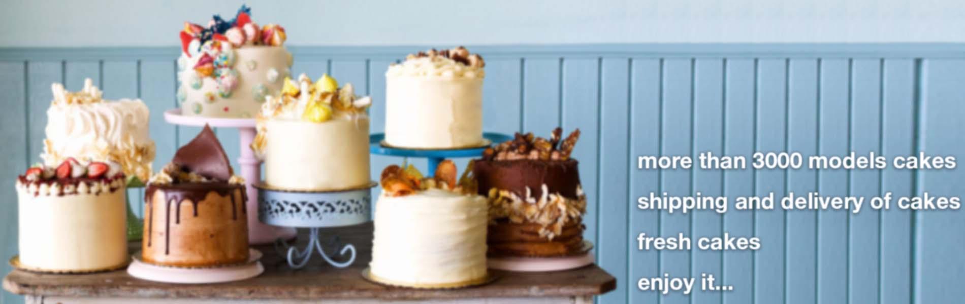 خرید اینترنتی انواع کیک از کیک آُف