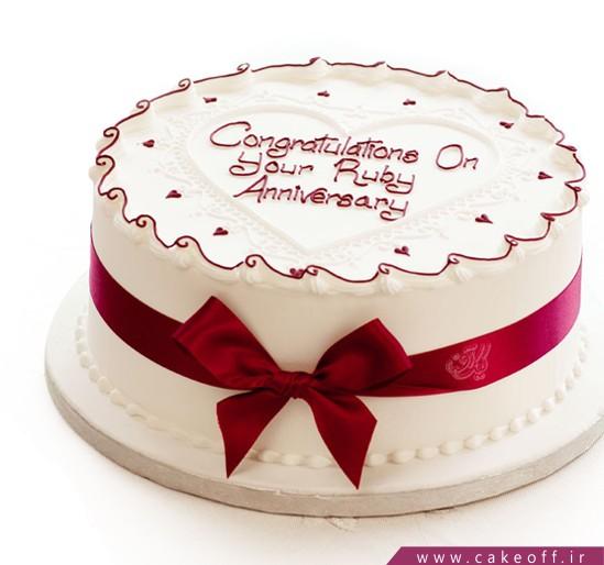 خرید اینترنتی کیک در اصفهان - کیک خامه ای ساشا   کیک آف