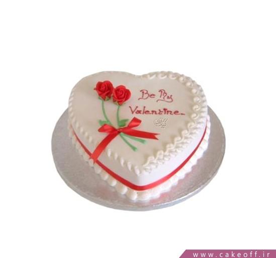 کیک سالگرد ازدواج روژان