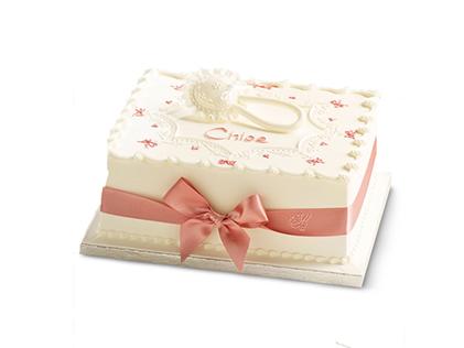خرید انواع کیک در اصفهان - کیک سالگرد ازدواج روناک | کیک آف