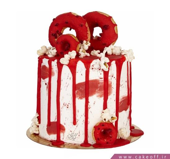 کیک سالگرد ازدواج ژوان