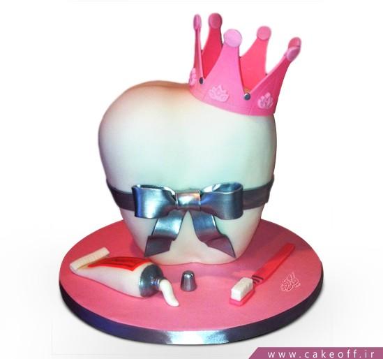 کیک جشن دندونی اولین نیش