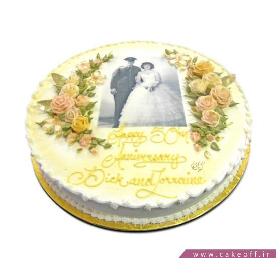 کیک مه گل
