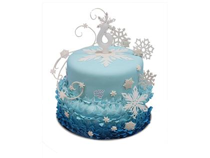 سفارش کیک تولد - کیک تولد نیپو | کیک آف