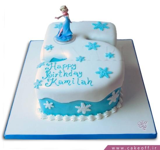 کیک السای ناقلا