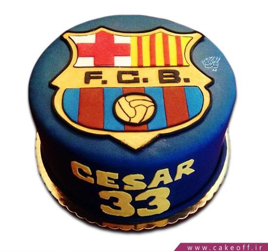 کیک بارسلونا ۲