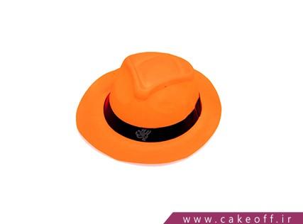 کلاه شاپو | بلک لایت نارنجی
