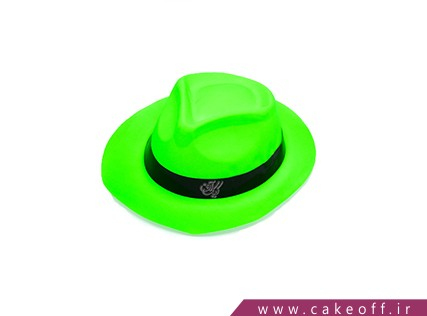 کلاه شاپو | بلک لایت سبز