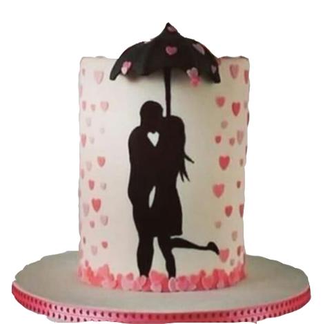 عاشقانه | کیک آف