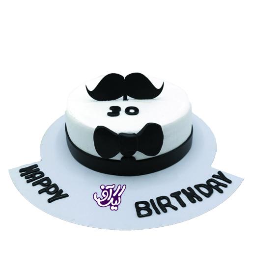 کیک پیراهن تولد تو