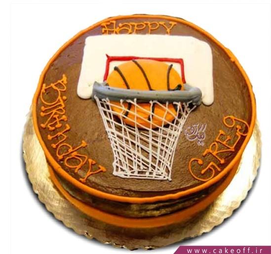خرید کیک آنلاین - کیک تولد مایکل جردن | کیک آف
