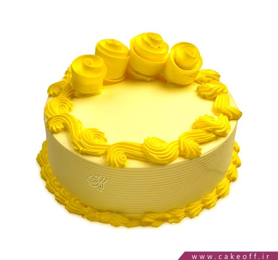 کیک خوشمزه دلژین