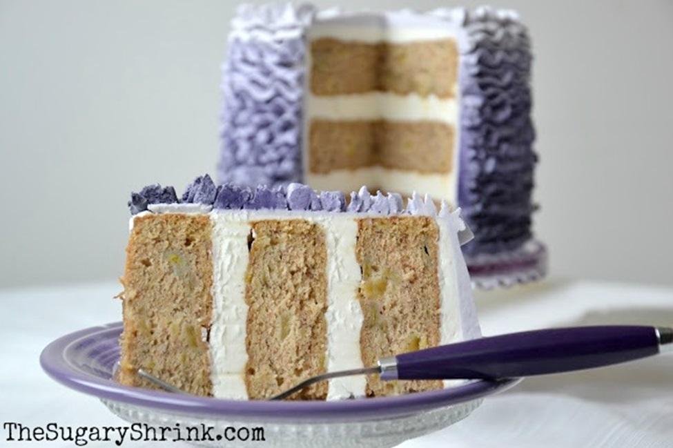 کیک تولد زیبا: ایده هایی خلاقانه برای تزئین کیک تولد