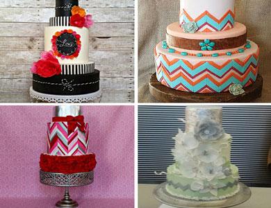 طراح کلرادویی : علاقه به پخت کیک های فوندانت از بچگی با من بزرگ شد!