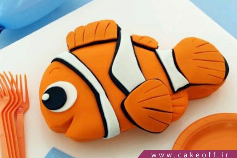 \nکیک ماهی نمو