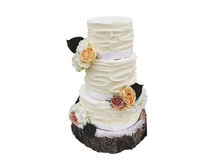 سفارش کیک عروسی - کیک نامزدی مستانه | کیک آف